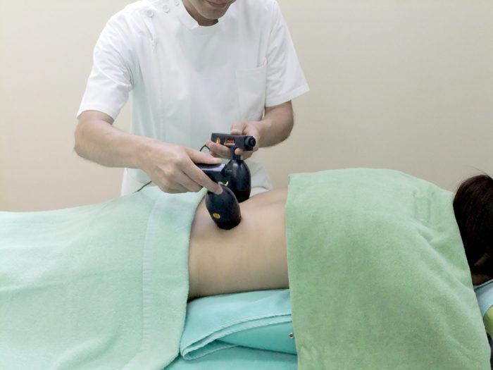 びわ温灸療法2