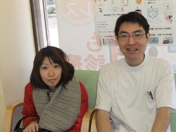 肩の痛み、あとは偏頭痛も軽減された感じ(26歳女性 松戸市)写真
