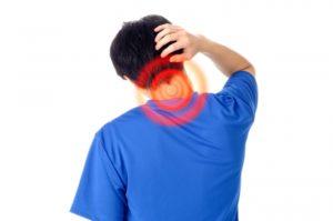 頚椎症の男性|鎌ヶ谷市(新鎌ヶ谷)