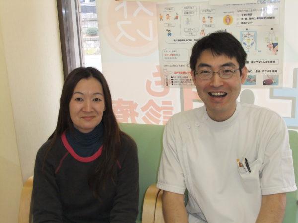 友人に「あっためサロンだよ」と紹介するほど(30代女性 松戸市)写真