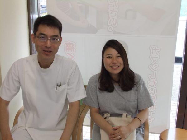 2回目のあと、妊婦検診のエコーで治ったことが分かり嬉しく泣きそうに(23歳松戸市)写真