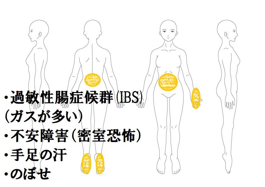 IBS鍼灸