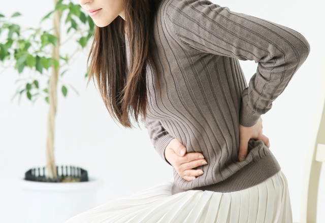 子宮筋腫のセルフケアお灸