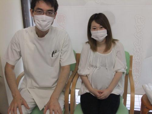 胎動をボコスカ感じるようになり逆子改善(26歳 足立区)写真