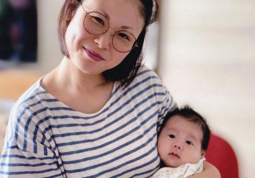 妊娠前から臨月までお世話になりました…(32歳印西市)・写真